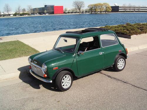Mini front 2005