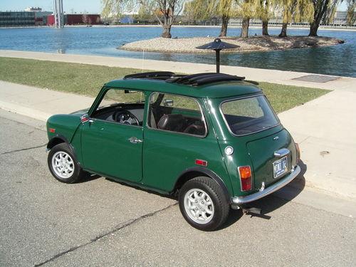 Mini rear 2005