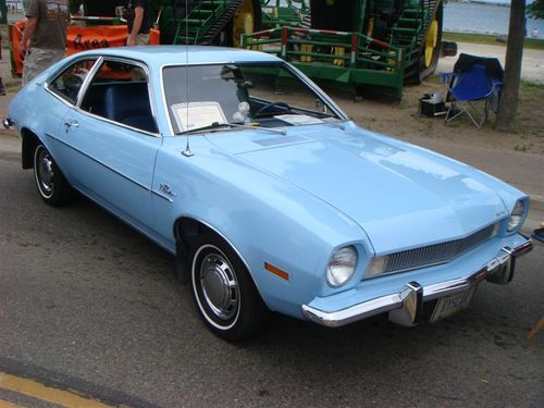 Pinto front